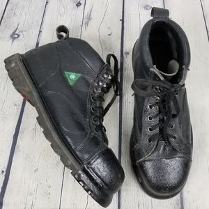 SNAP-ON | CSA approve steel toe lace-up work boots
